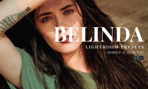 Belinda Mobile and Desktop Lightroom Presets