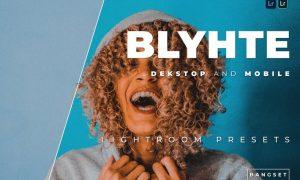 Blyhte Desktop and Mobile Lightroom Preset