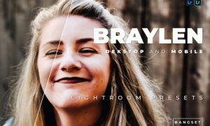Braylen Desktop and Mobile Lightroom Preset