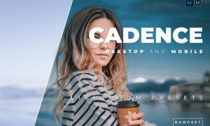 Cadence Desktop and Mobile Lightroom Preset
