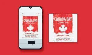 Canada Day Instagram Post F95CSJW