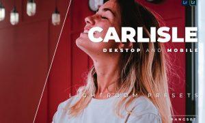 Carlisle Desktop and Mobile Lightroom Preset
