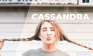 Cassandra Desktop and Mobile Lightroom Preset