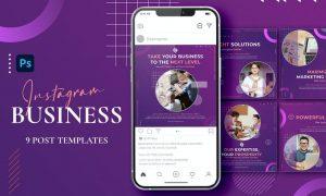 Creative Business Instagram 97S4TBK