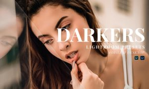 Darkers Mobile and Desktop Lightroom Presets