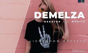 Demelza Desktop and Mobile Lightroom Preset