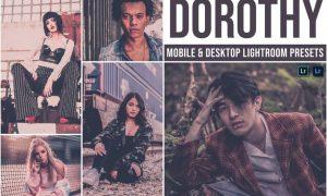 Dorothy Mobile and Desktop Lightroom Presets