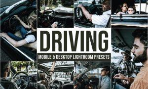 Driving Mobile and Desktop Lightroom Presets