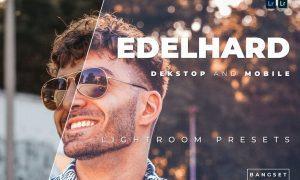 Edelhard Desktop and Mobile Lightroom Preset