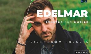 Edelmar Desktop and Mobile Lightroom Preset
