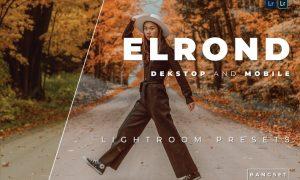 Elrond Desktop and Mobile Lightroom Preset