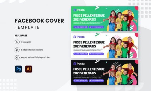 Facebook Cover - Pesta 2 Y9HXM3B