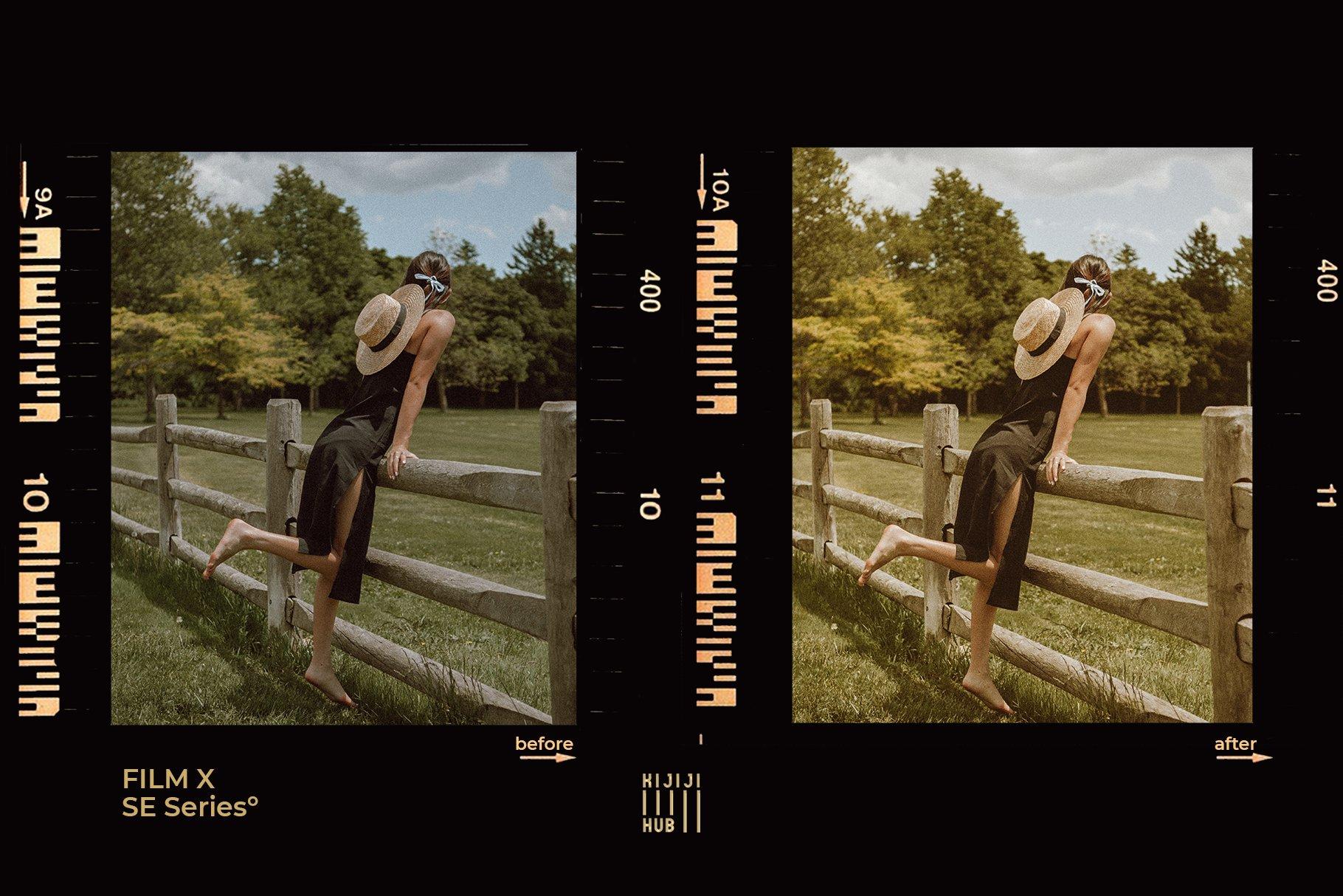 Film X SE-Series Lightroom Presets 6124389