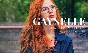 Gaynelle Mobile and Desktop Lightroom Presets