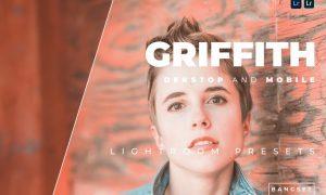 Griffith Desktop and Mobile Lightroom Preset