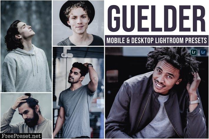 Guelder Mobile and Desktop Lightroom Presets