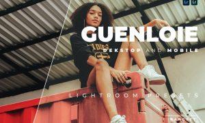 Guenloie Desktop and Mobile Lightroom Preset