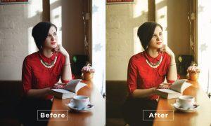 Hamlin Desktop and Mobile Lightroom Preset