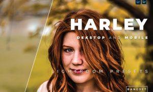 Harley Desktop and Mobile Lightroom Preset