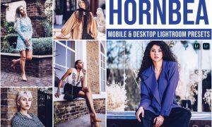 Hornbea Mobile and Desktop Lightroom Presets