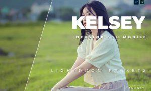 Kelsey Desktop and Mobile Lightroom Preset