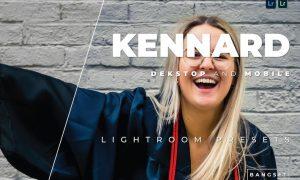 Kennard Desktop and Mobile Lightroom Preset