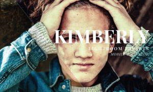 Kimberly Mobile and Desktop Lightroom Presets