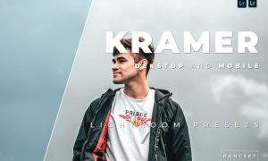 Kramer Desktop and Mobile Lightroom Preset