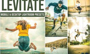 Levitate Mobile and Desktop Lightroom Presets