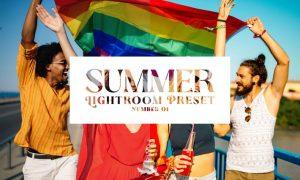 Lightroom Summer Preset 01