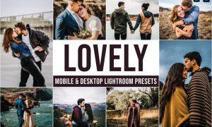 Lovely Mobile and Desktop Lightroom Presets