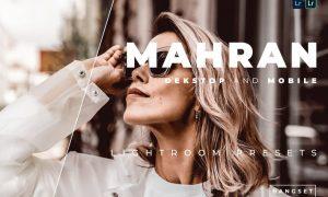 Mahran Desktop and Mobile Lightroom Preset