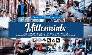 Millennials Lightroom Presets 5157314
