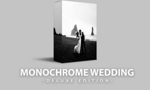 Monochrome Wedding Deluxe Edition   DEsktop Mobile