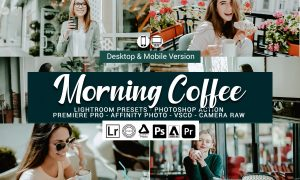 Morning Coffee Lightroom Presets 5157329