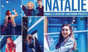 Natalie Mobile and Desktop Lightroom Presets