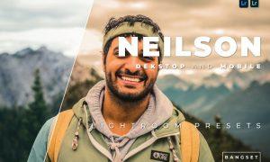 Neilson Desktop and Mobile Lightroom Preset