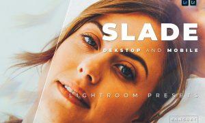 Slade Desktop and Mobile Lightroom Preset