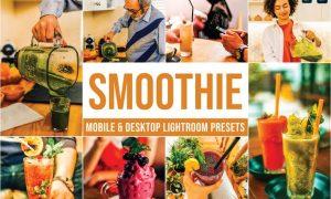 Smoothie Mobile and Desktop Lightroom Presets