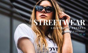 Streetwear Mobile and Desktop Lightroom Presets