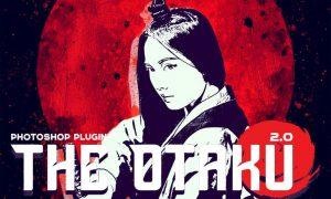 The Otaku 2.0 | Photoshop Plugin
