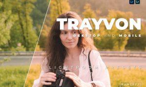 Trayvon Desktop and Mobile Lightroom Preset