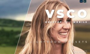 VSCO Desktop and Mobile Lightroom Preset