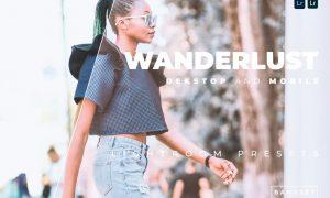 Wanderlust Desktop and Mobile Lightroom Preset