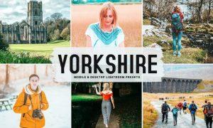 Yorkshire Mobile & Desktop Lightroom Presets