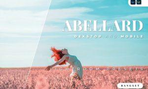 Abellard Desktop and Mobile Lightroom Preset