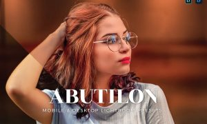 Abutilon Mobile and Desktop Lightroom Presets