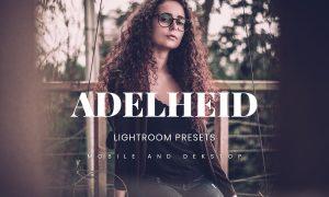 Adelheid Lightroom Presets Dekstop and Mobile