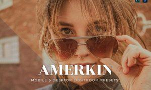 Amerkin Mobile and Desktop Lightroom Presets