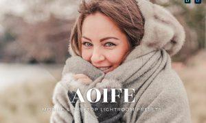 Aoife Mobile and Desktop Lightroom Presets
